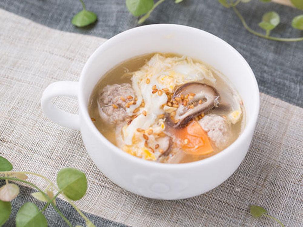 基本の中華スープ