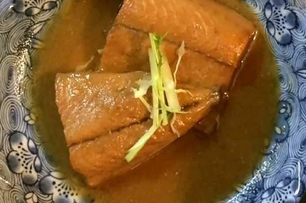 圧力鍋で手早くできる『サバの味噌煮』