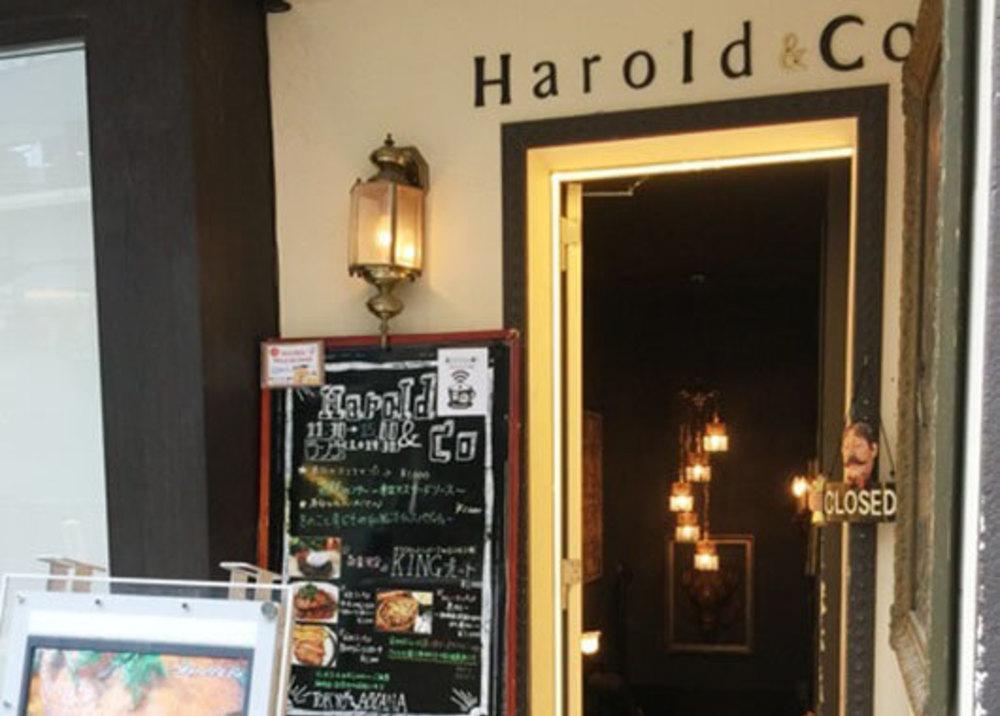 Harold&Co ~ハロルドアンドコー~