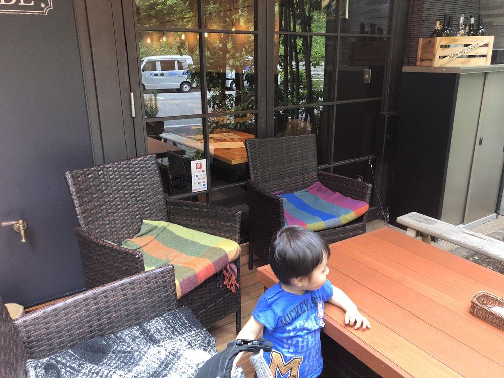 Trattoria THE CODE 奥渋谷