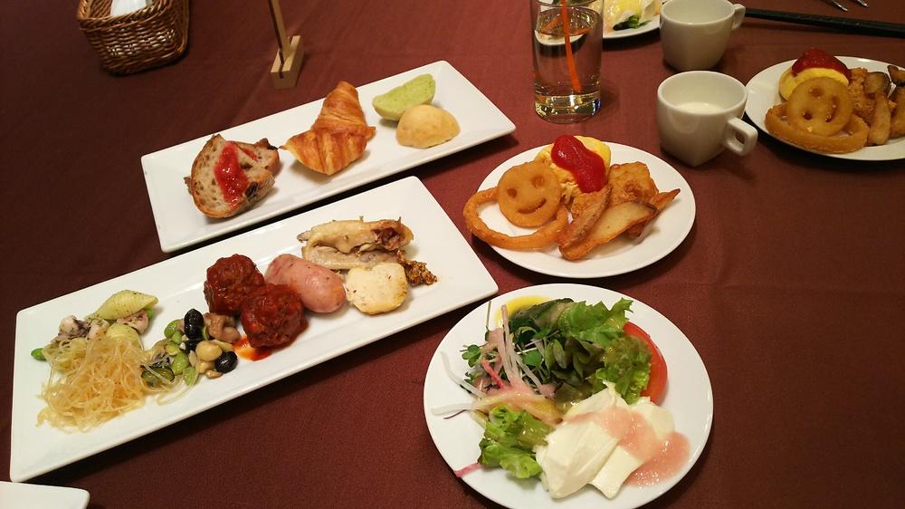レストラン&バー イン ザ パーク
