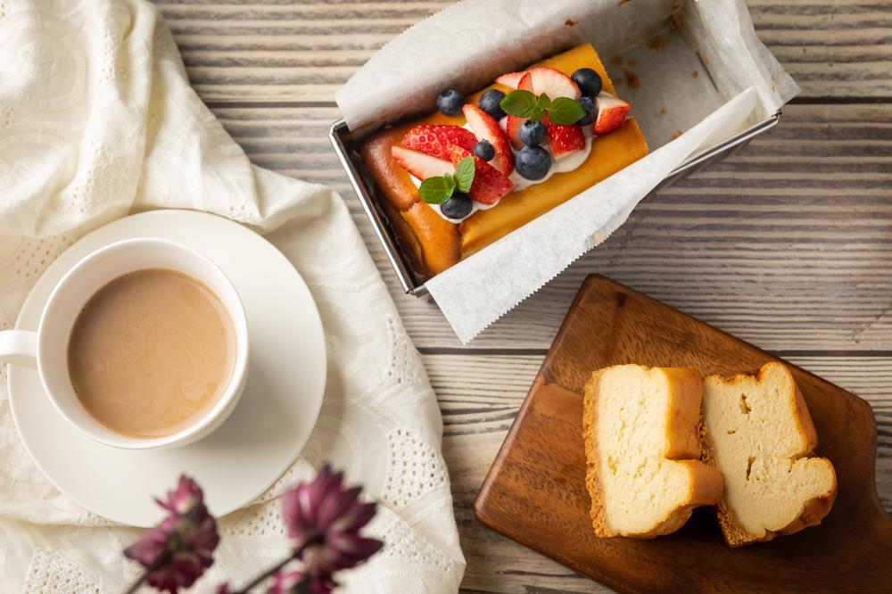 柚味噌チーズケーキ