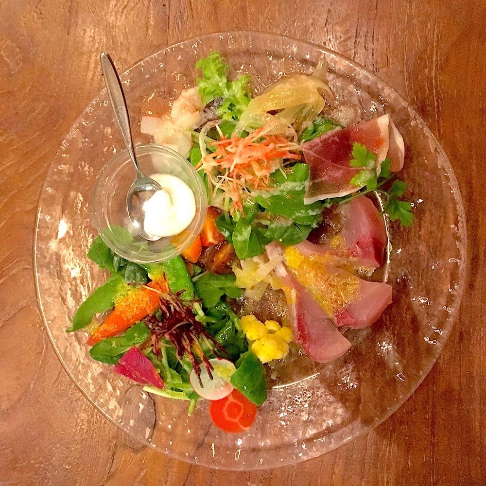 野菜レストランさいとう