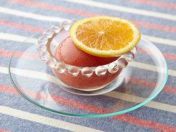 トマトオレンジゼリー