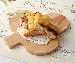 チーズオニオントースト