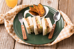 サバ味噌サンド