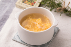コーン入り中華スープ