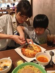 ピザッピー上野マルイ店