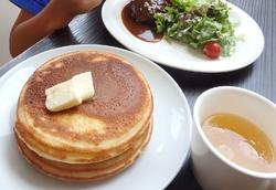 代官山パンケーキCafe Clover's
