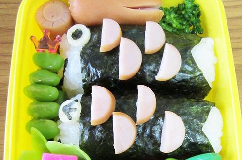 鯉のぼりおにぎり弁当