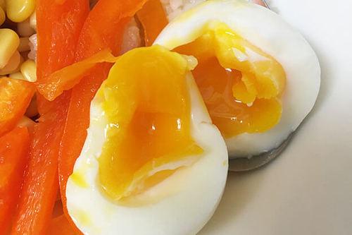 絶対失敗しない、つるっと殻が剥けるゆで卵