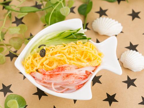 冷やし中華風春雨サラダ