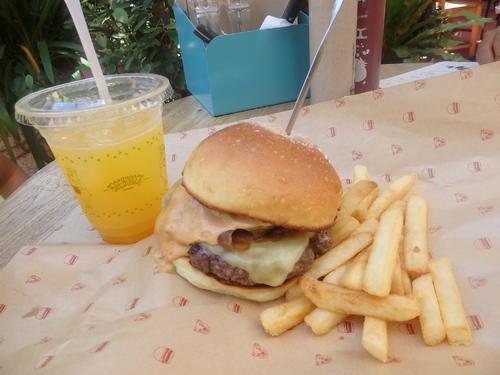 Bareburger自由が丘店