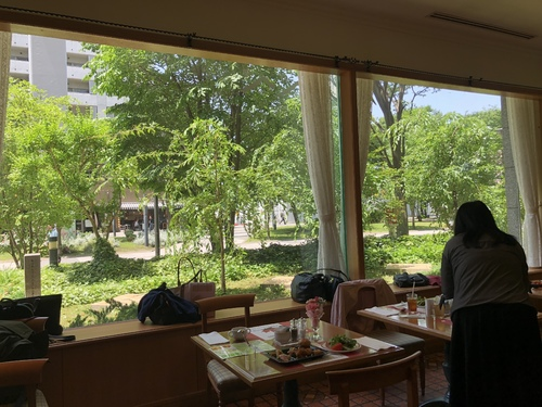 レストラン イル・ぺぺ (パレスホテル立川)