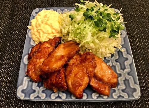 やみつき味!鶏むね肉のやみつき甘酢ソース