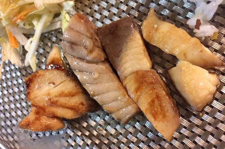 超かんたん焼き魚