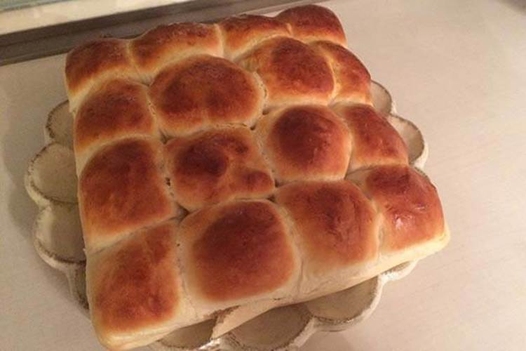 ハニーミルクちぎりパン