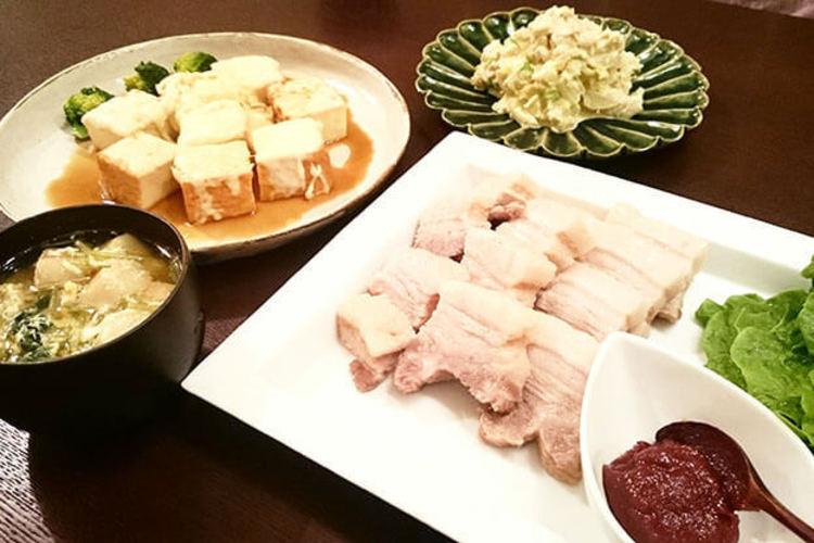 韓国料理ポッサム