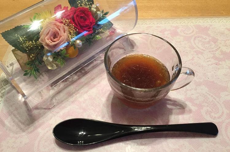 栄養満点オニオンスープ